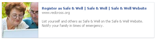 Safe and Well Share
