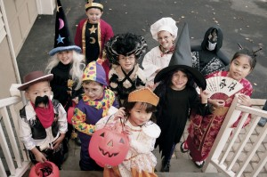 Halloween's greatest hazards aren't vampires and villains, but falls, costume mishaps and traffic accidents.