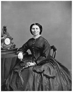 Matthew Brady Portrait of Clara Barton