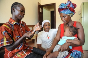 Measles Vaccination Campaign