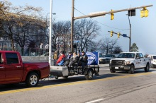 2nd Annual City of Cleveland Veterans Day Parade