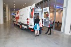 Red Cross Emergency Response Vehicle (ERV)