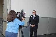 David Bailey interviewed by Fox 8