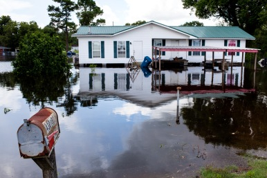 August 16, 2016. Gonzales, Louisiana. Flooding. Photo by: Marko Kokic/American Red Cross