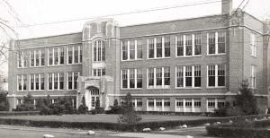 New London High School 1937
