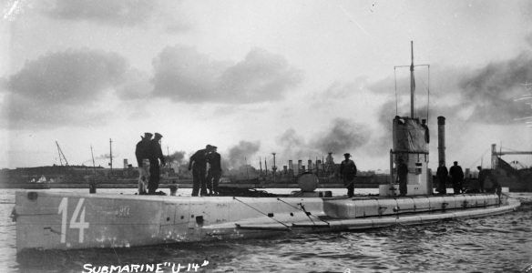 Centennial SPM-Submarine-U14[1]