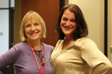Pat and Summit, Portage and Medina Counties Executive Director Rachel D'Attoma