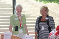 Pam at SPM Annual Meeting and Vol Recognition (12)