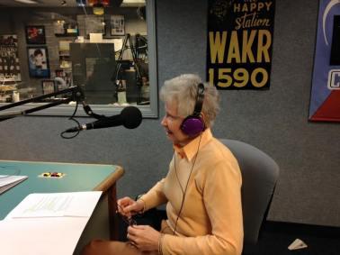 Pam W on WAKR 2016