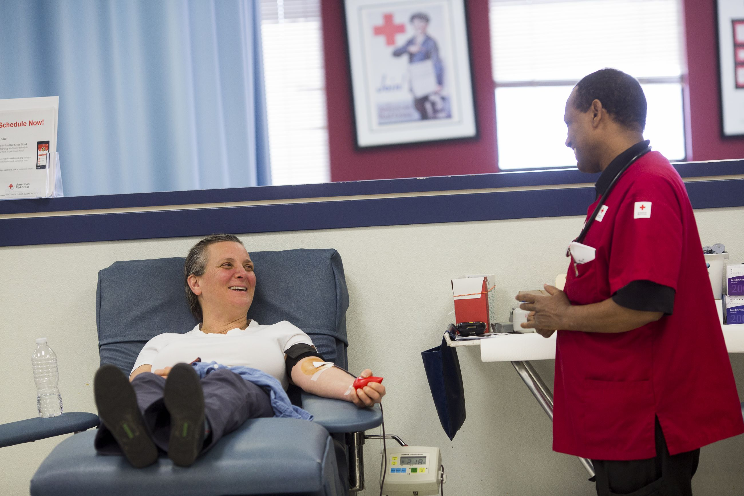 Blood Donation 2018