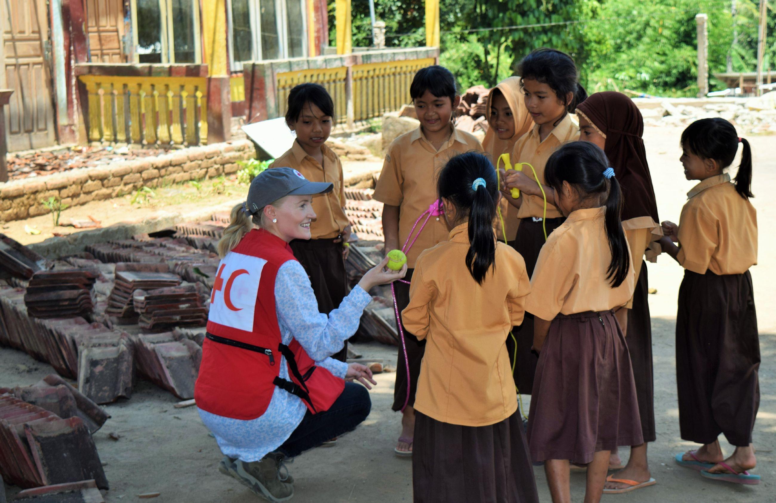 Indonesia Earthquake 2018