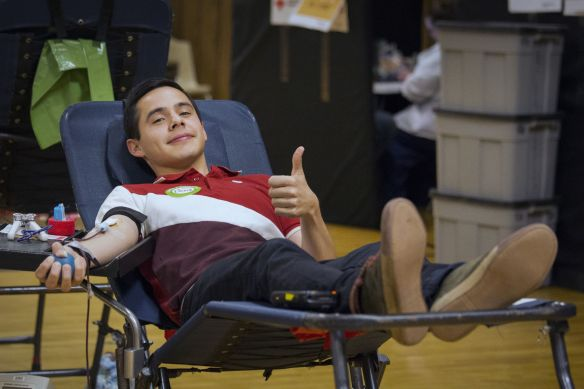 Blood Donation in Murray, Utah 2014