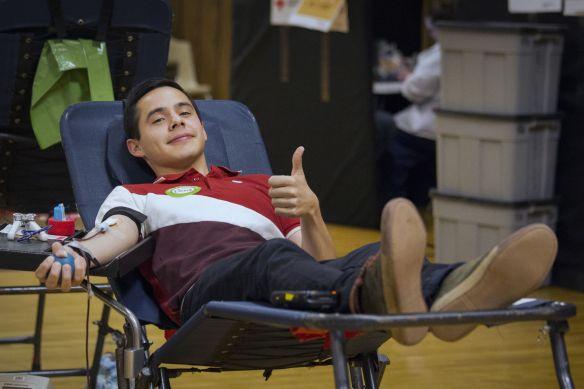 Blood Donation in Murray, Utah 2014