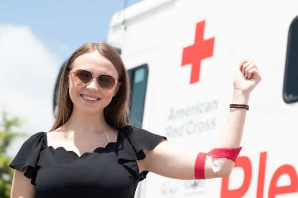 Bloodmobile Blood Drive Columbia, South Carolina 2018