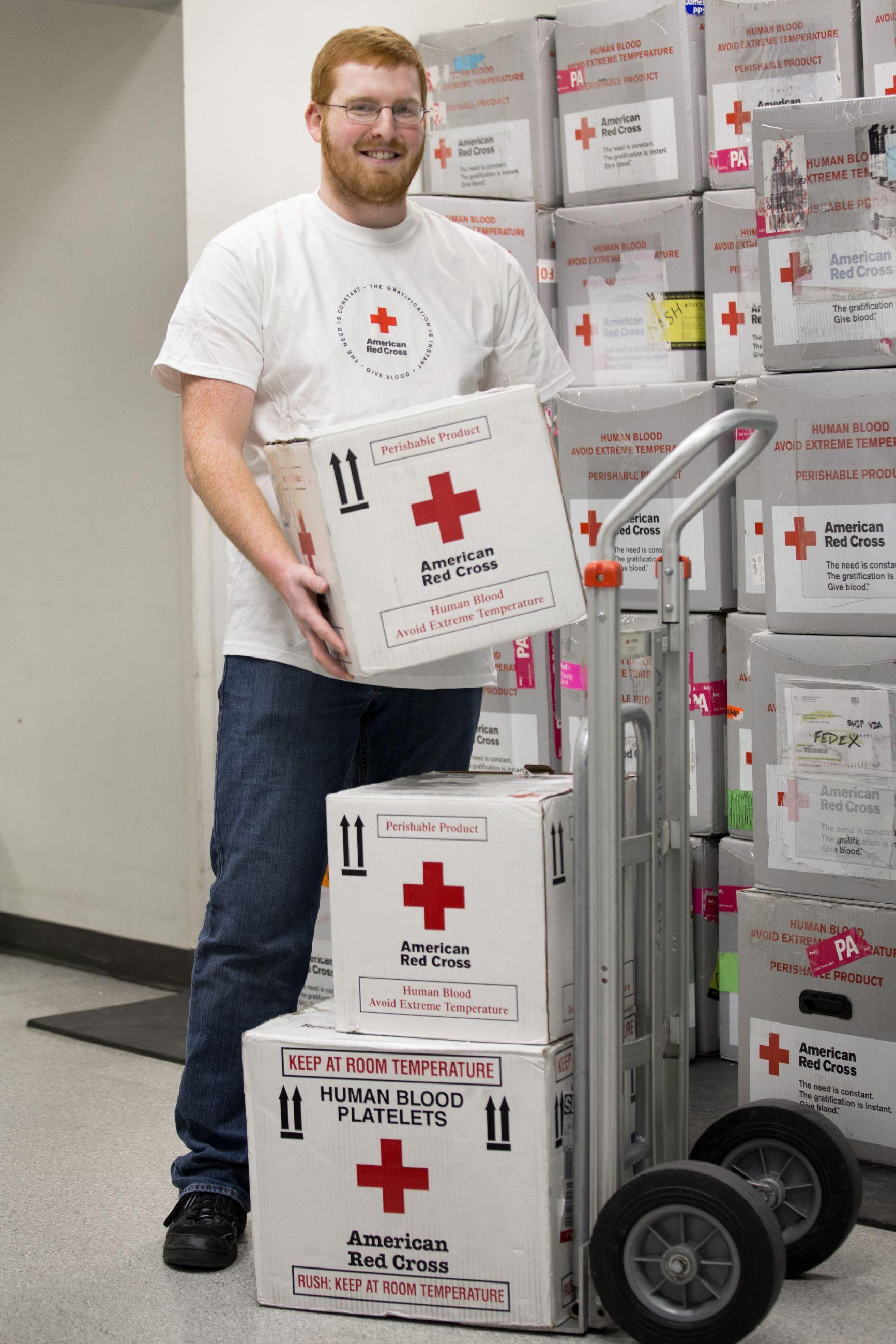 Volunteer Couriers