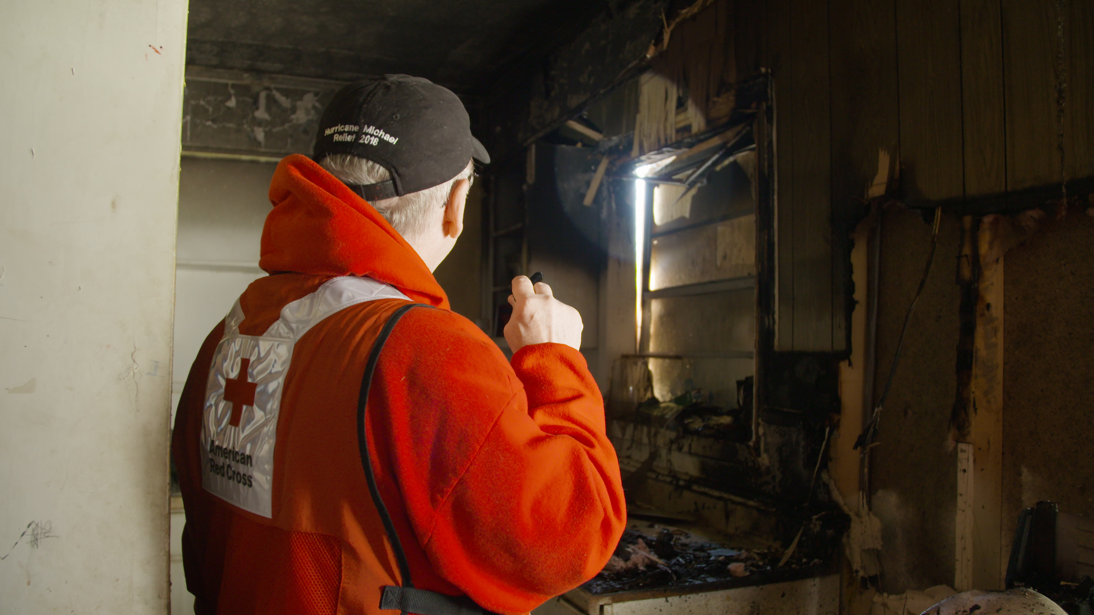 DAT home fire responses Atlanta, Georgia video screenshots 2019