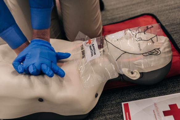 CPR Stock Photography 2018