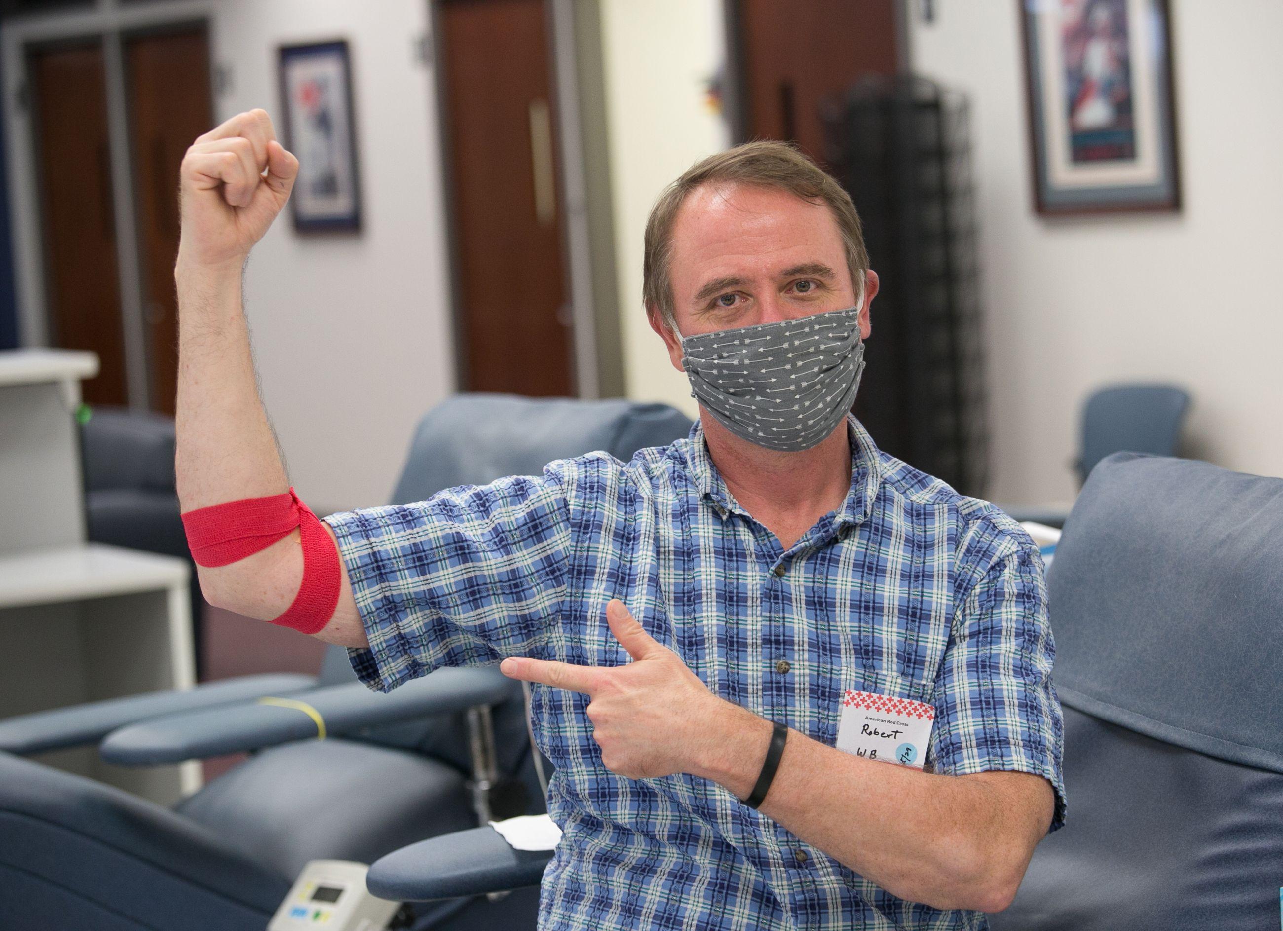 Blood and Plasma Donation 2020