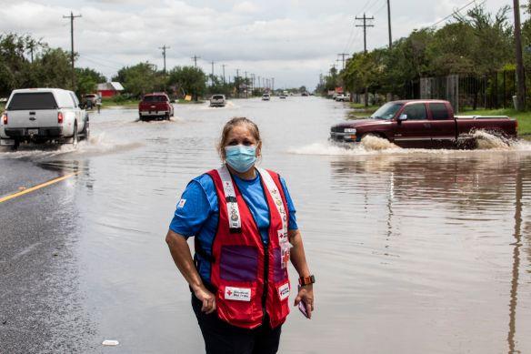 Hurricane Hanna 2020